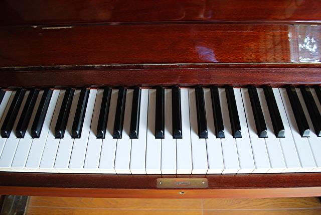 遺品整理のピアノの処分方法